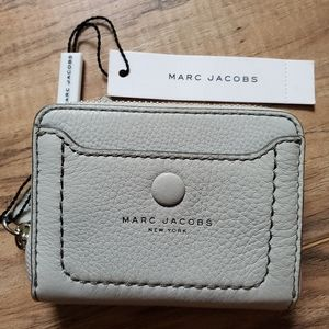 Marc Jacobs Empire City Leather Zip